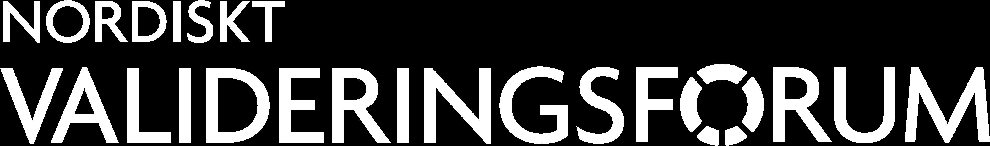 Nordiskt Valideringsforum