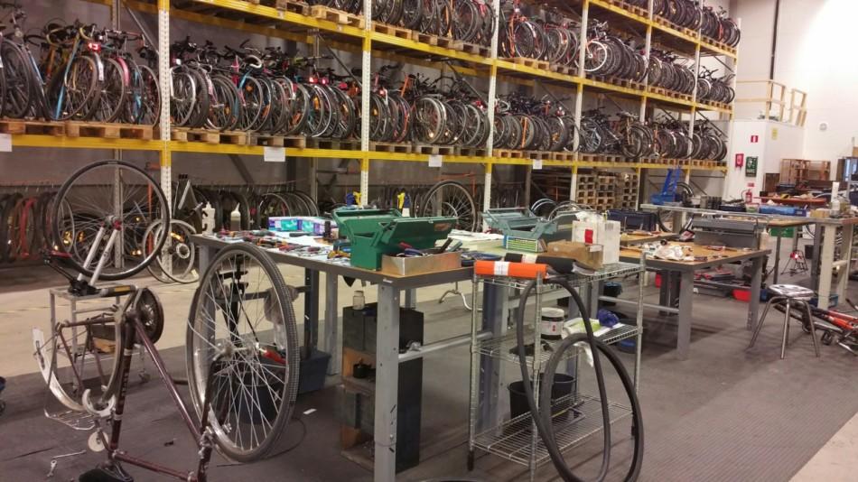 Hur blir man cykelreparatör