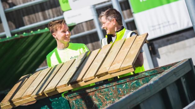 Validering återvinningsarbetare seqf